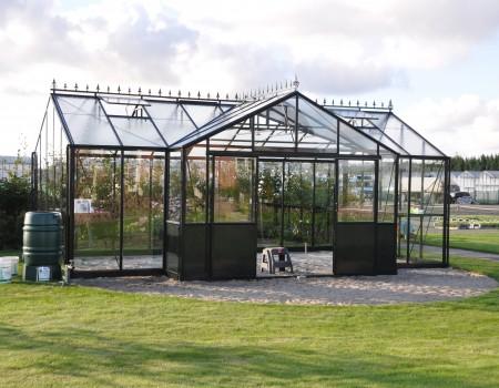 Oranjerie zuid holland