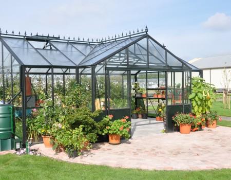 Orangerie zuid holland
