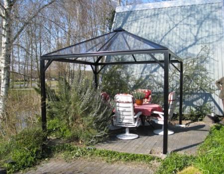 Tuinhuis Friesland