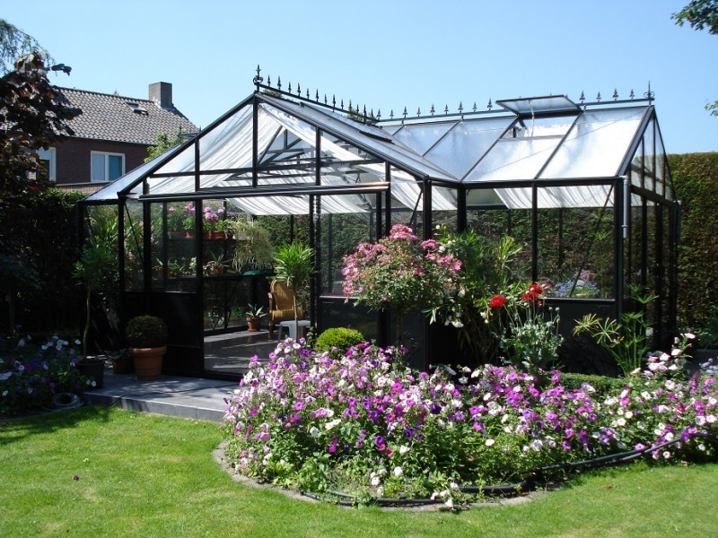 Orangerie noord holland