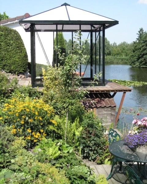 Tuinhuis Noord Holland