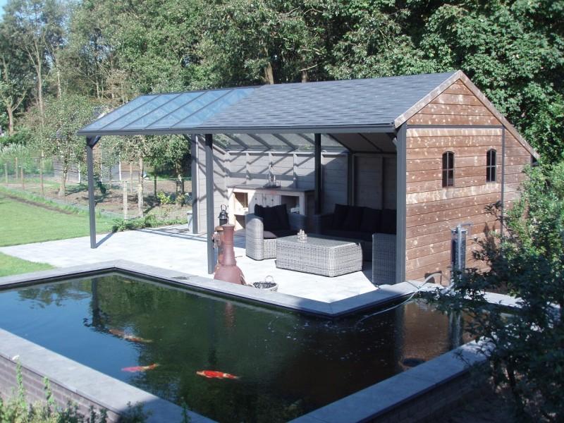 Tuinhuis Limburg