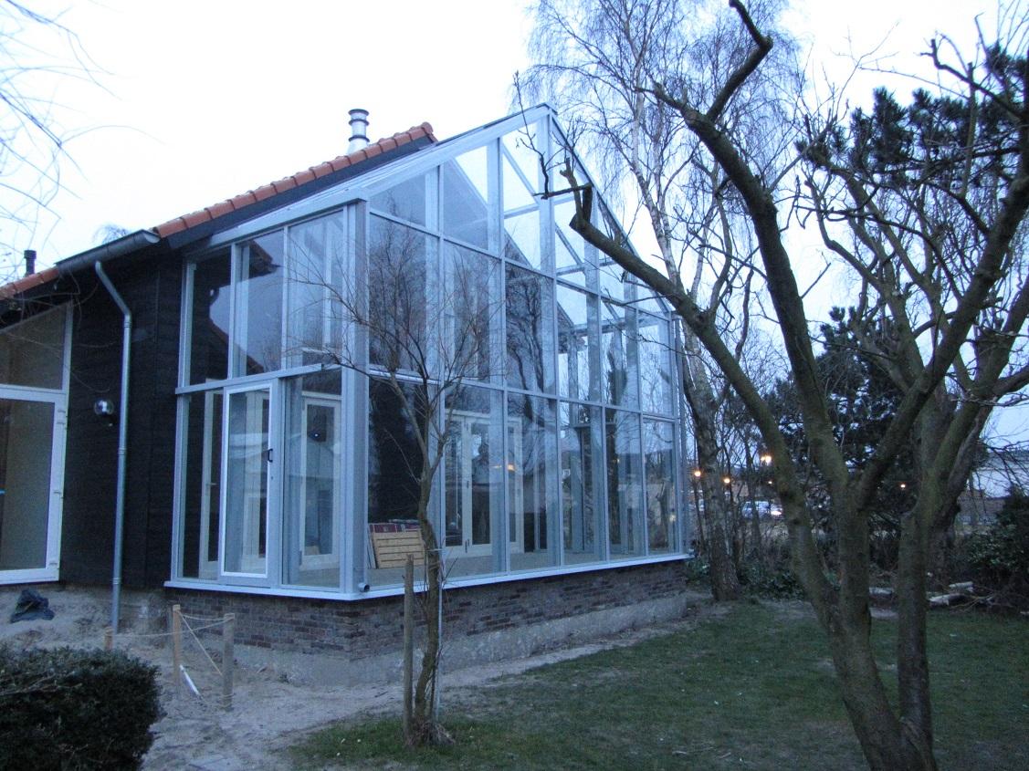 Tuinkamer De Luxe