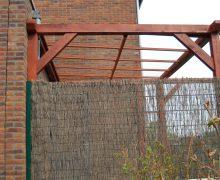 Losse verandadak profielen