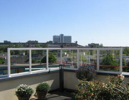 Batist balkonscherm