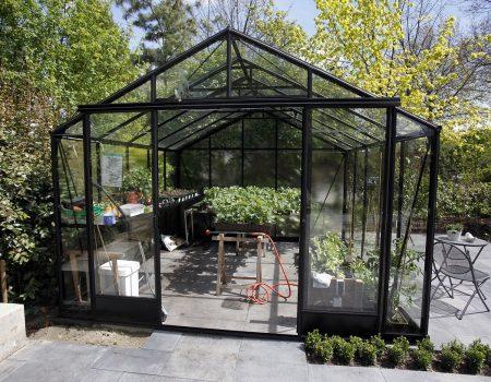 Luxe tuinkas Vlaardingen