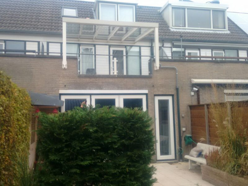 Veranda op etage Rijswijk